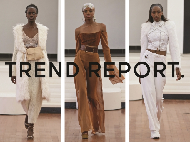 Ctcfd Annual Fashion Show Trend Report Cape Town College Of Fashion Design Press Office Ifashion